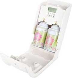 Automatic Air Freshener Dispenser Dual Fragrance