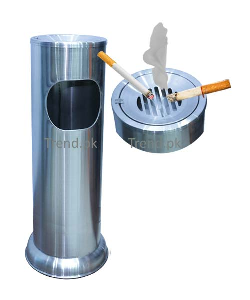 Ashtray-stainless-steel-out-door