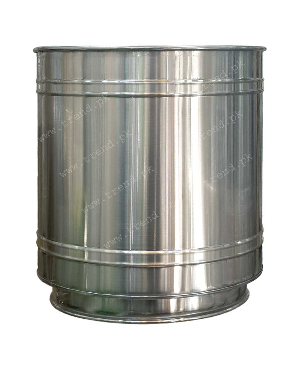 plant-pot-planter-stainless-steel-non-magnet-grooved-1